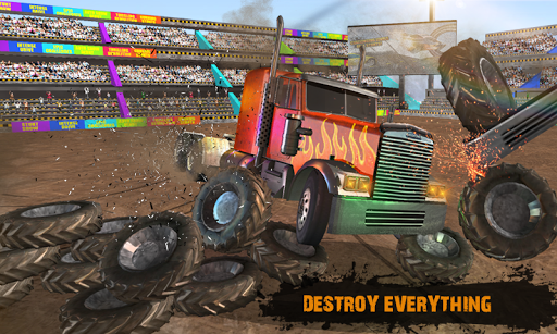 Demolition Derby Car Crash Stunt Racing Games 2020 2.7 screenshots 2