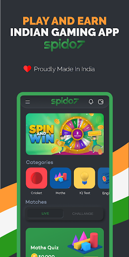 Play Quiz and Win - Spido7  screenshots 2