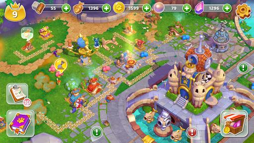 Cats & Magic: Dream Kingdom screenshots 12