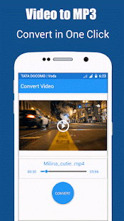 Video to MP3 - Mp3 Converter & Ringtone Maker