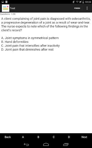 CRNE(Nursing) Exam Prep For PC Windows (7, 8, 10, 10X) & Mac Computer Image Number- 11
