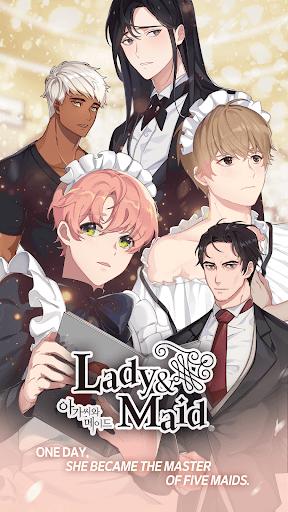 Lady and Maid-Visual Novel for Women  screenshots 1