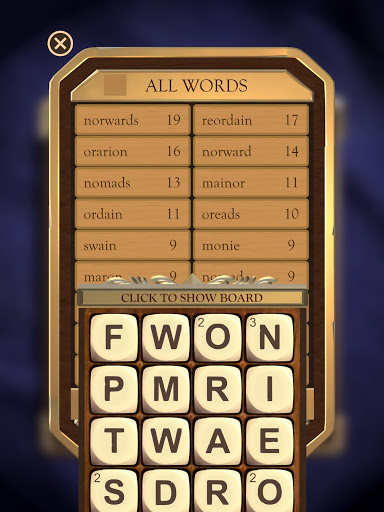 Wordbox: Boggle Word Match Game (Free and Simple) 0.1822 screenshots 15