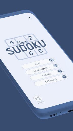 Sudoku - Free Sudoku Puzzles 1.7.7 screenshots 2