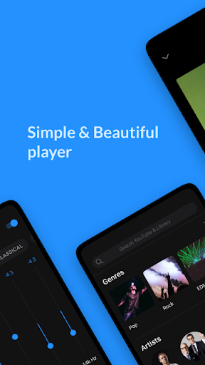 Music Player by Lark Player - for Music & Youtube 4.10.1 screenshots 1