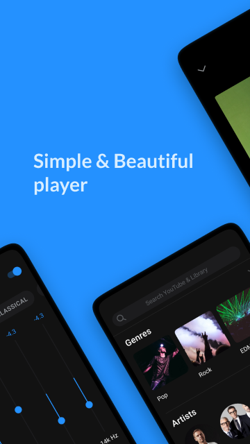Music Player by Lark Player - for Music & Youtube  poster 0