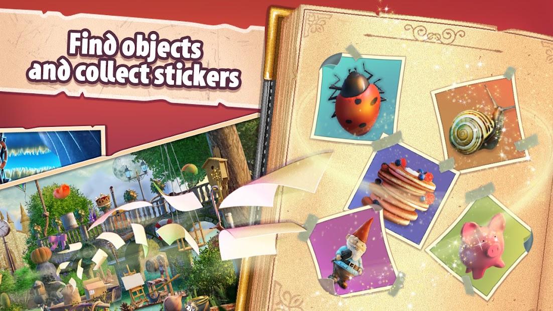 Books of Wonders - Hidden Object Games Collection screenshot 2
