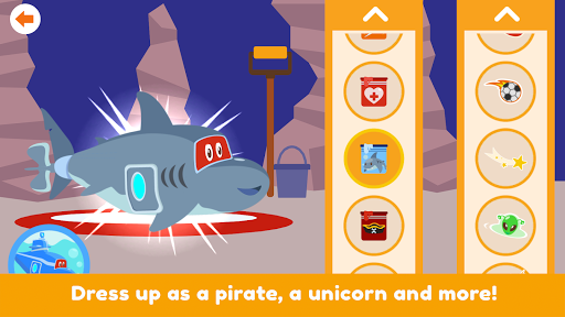 Carl the Submarine: Ocean Exploration for Kids  screenshots 4