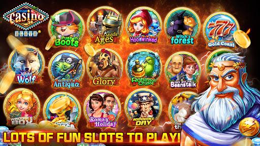 Casino Slots Fun - Free Casino Slot Machines Game  screenshots 1