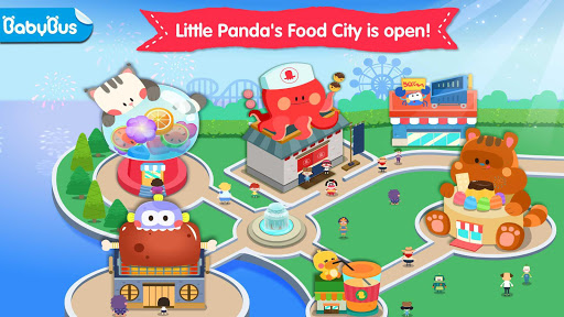 Little Panda's Food Cooking  screenshots 7