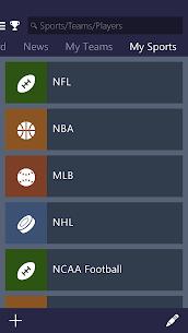 MSN Sports – Scores & Schedule 4