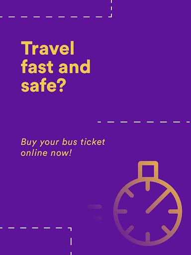 ClickBus - Bus Tickets 3.16.1 Screenshots 8