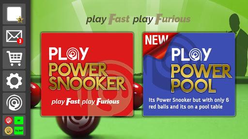 Power Snooker - Power Pool 2.5 screenshots 1