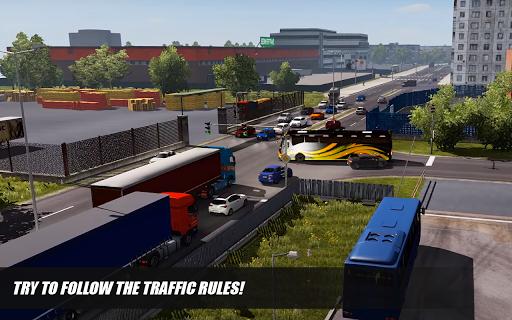 Bus Simulator heavy coach euro bus driving game 1.0 screenshots 4