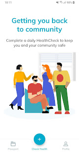 HealthCheck app by Stratum