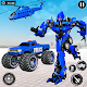 US Police Monster Truck Robot Apk