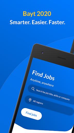 Bayt.com Job Search  screenshots 1