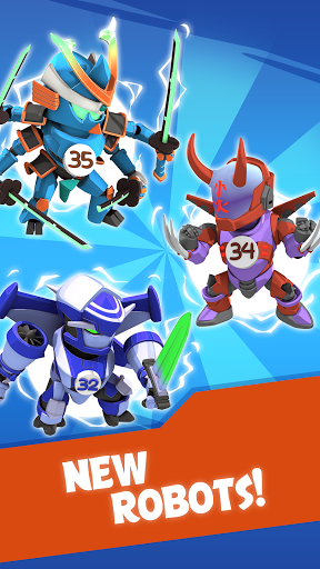 Merge Robots - Click & Idle Tycoon Games 1.6.5 screenshots 12