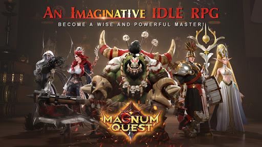 Magnum Quest screenshots 13