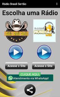 Rádio Brasil Sertão 3.3 APK +  (Unlimited money)
