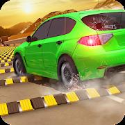 Speed Bump Car Crash Test: Speed Breaker Challenge