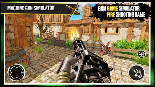 Gun Game Simulator: Fire Free u2013 Shooting Game 2k21 1.0.4 screenshots 7