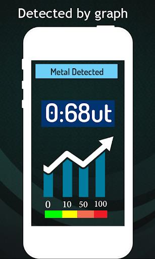 Metal Detector and EMF Scanner (Metal Detector)  screenshots 3
