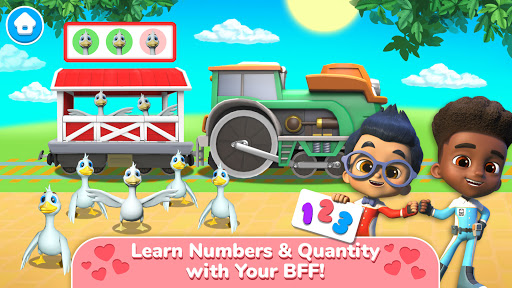 Mighty Express - Play & Learn with Train Friends 1.2.9 screenshots 6