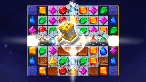 Jewels Magic: Mystery Match3 screenshots 14