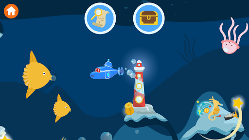 Carl the Submarine: Ocean Exploration for Kids  screenshots 6