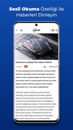 Mynet Haber - Son Dakika Haberler 4.42 Screenshots 5