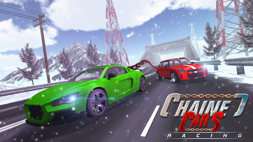 Chained Car Racing Games 3D 3.0 screenshots 5