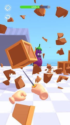 Hit Tomato 3D: Knife Throwing Master  screenshots 2