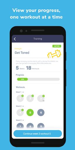 Your Wellbeing Active App screenshot 5