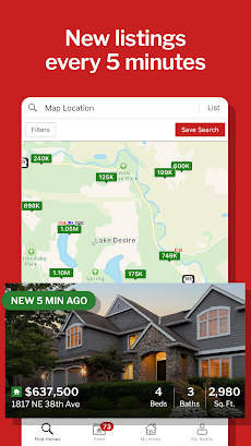 Redfin Real Estate: Search & Find Homes for Saleのおすすめ画像1