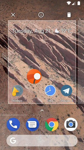 Rootless Launcher 3.9.1 Screenshots 5