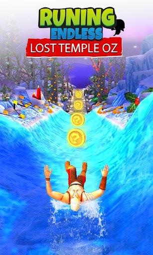 Endless Final Run Lost Temple OZ screenshots 8