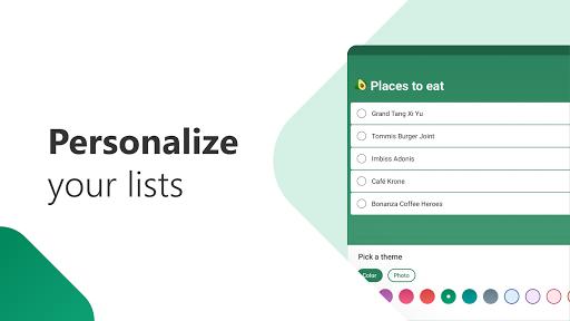 Microsoft To Do: List, Task & Reminder apktram screenshots 9