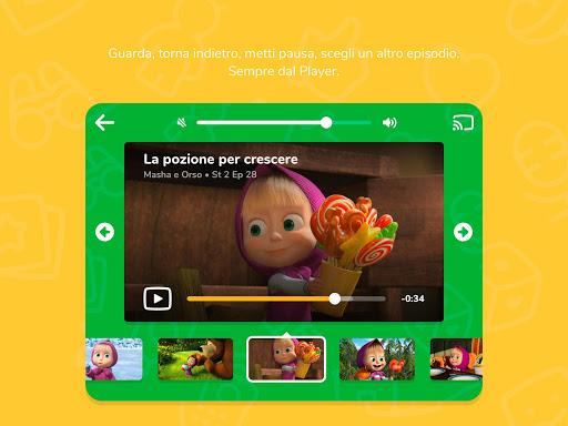 RaiPlay Yoyo 1.1.3 Screenshots 11
