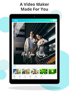 Marketing Video Maker, Promo Video Slideshow Maker screenshots 15