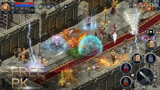 Teon: Sword & Magic apkslow screenshots 11