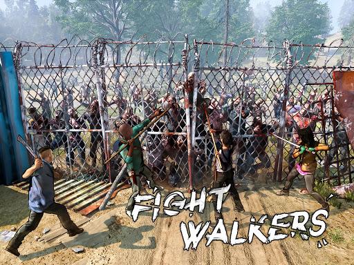 The Walking Dead: Survivors poster
