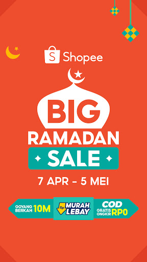 Shopee Big Ramadan Sale  screenshots 2