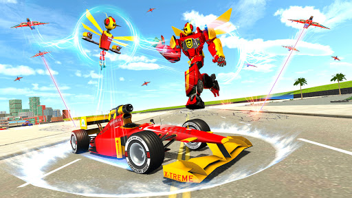Dragon Fly Robot Car Transform  Pc-softi 10