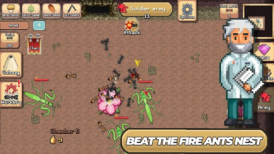 Pocket Ants: Colony Simulator APK 0.0650 Download for Android 14