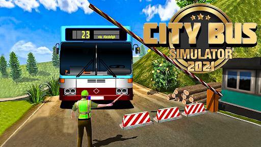 Bus Game 2021: City Bus Simulator  screenshots 2