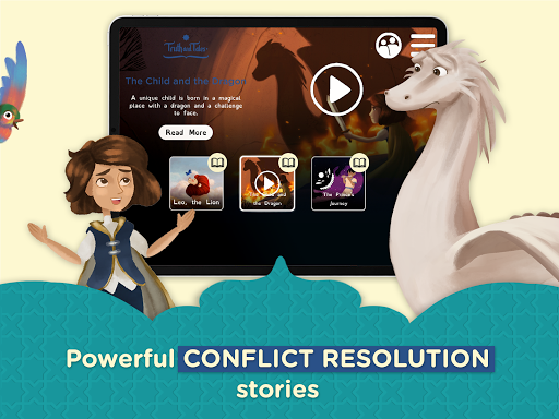 Truth and Tales - Kids Stories modavailable screenshots 15