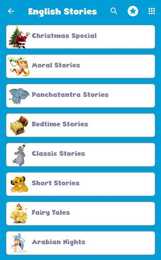 500+ Famous English Stories apklade screenshots 1