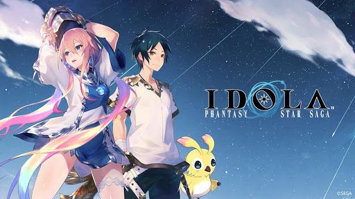 Idola Phantasy Star Saga 1.11.7 screenshots 13
