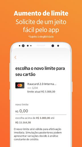 Itaucard: Cartu00e3o de cru00e9dito android2mod screenshots 8